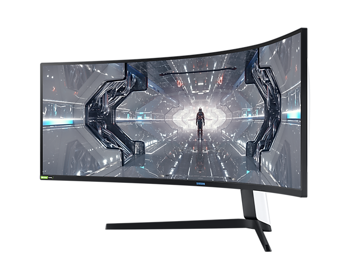 Qmonitors curved Monitor